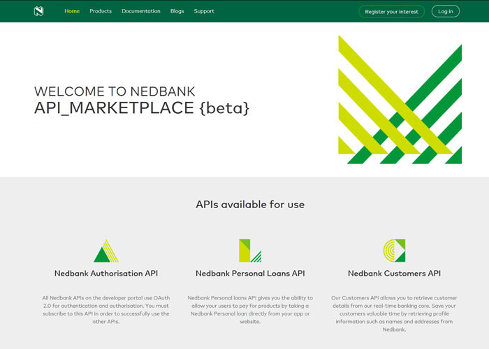 How To Create An Account Nedbank Api Marketplace